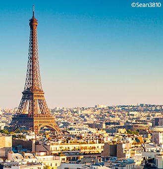 Frankreich, Paris, Eifelturm